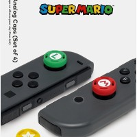 Nintendo Switch HORI Nintendo Switch Super Mario Analog Caps