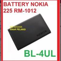 Grs Ganti Baru 1200mah Battery Batre Baterai NOKIA BL4UL 902293