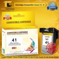 Cartridge Recycle Canon CL41 CL 41 CL-41 Color IP1980 IP1880 MP198