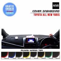 TERBARU Dashboard Cover All New Yaris Antislip mobil racing pria wani