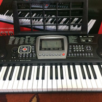 TECHNO t9700I g2 KEYBOARD usb mp3 TUTS PIANO