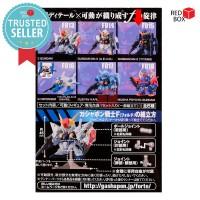Gundam MK II Titans - Gashapon Senshi Forte #03 F015