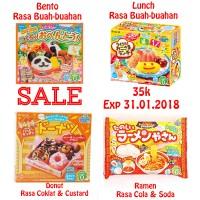[SALE] KRACIE Ramen/Bento/Donut/Lunch