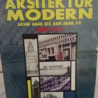 Arsitektur Modern (Edisi 2)- Yulianto Sumalyo