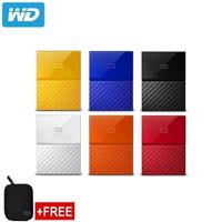 WD My Passport New 4TB / HD / HDD / Hardisk Eksternal / External 2.5