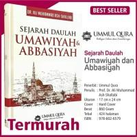 Buku Sejarah Peradaban Islam: Dinasti Umayah dan Abbasiyah -