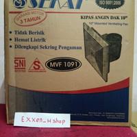 Exhaust/ventilating Fan Sekai Mvf 1091/10 Inch