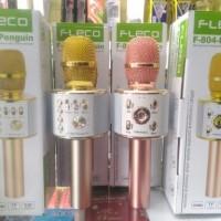 MIC KARAOKE / MIC BLUETOOTH / SPEAKER WIRELESS FLECO F 804 DOLPHIN
