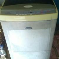 Mesin Cuci Sharp Satu Tabung 7,5 Kg