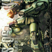 Bandai MG 1/100 Gundam MS-06J Zaku II 2 ver. 2.0