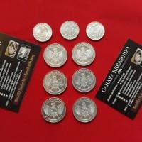 uang koin kuno 18 rupiah