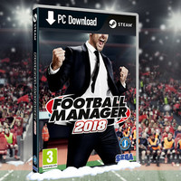 Football Manager 2018 / FM 18 + DLC in game editor Steam Original PC