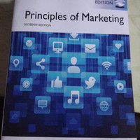 Principles of marketing 16th edition by. Philip kotler. Gary armstrong