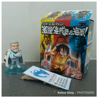 FC Figure Collection - One Piece Pirates vs Marine : Monkey D Garp