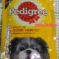 Pedigree Sachet/Wet Food for Dog/Beef Chunks Flavour in Gravy 130gram