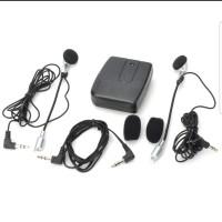 Intercom helm interphone sepeda motor handsfree boncengan headset asli