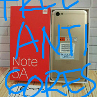 HP XIAOMI NOTE 5A RAM 2/16 GB (mi 5A) - GOLD - GREY - ROSE GOLD
