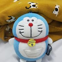 Mocchi Mocchi Mini boneka Doraemon Asli Jepang