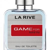 JUAL Parfum Original 100% Pria La Rive Game On For Man 100ml