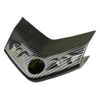 AKSESORIS MOTOR MATIC Cover Tutup Duck Tail Stoplamp Carbon Yamaha Ae