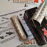 DB KILLER Knalpot R9 Misano MATIC Yamaha Nmax AEROX 155 Vario 125 150