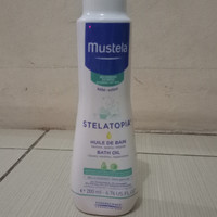 Mustela Stelatopia Milky Bath Oil 200ml