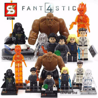lego Fantastic Four F4 Minifigure Super hero SY 288 Heroes