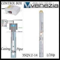 Pompa Celup Sumur Dalam Venezia 1/2 Hp Submersible Pump Berkualitas