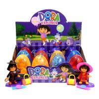 Mainan Anak Telor Dora - Egg Surprise Figure Dora