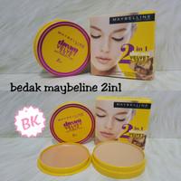 Bedak maybelline BB dream powder matte 2in1