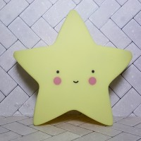 Lampu Tidur - Bintang (Star)