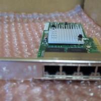 Lan card intel quad 4 port gigabit 1000 i340-t4 network adapter ibm