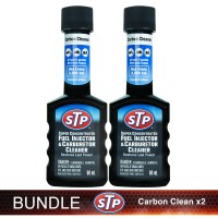 STP [BUNDLE] 2 x MOTOR CARBON CLEANER 60 mL