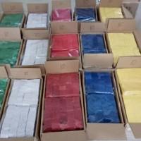 kertas kabuki / kertas kabuki confetti / confetti / kertas warna warni
