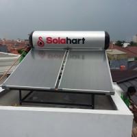 SOLAHART S 302 L SOLAR WATER HEATER / PEMANAS AIR