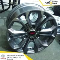 new Velg Mobil Toyota Fortuner TRD Ring 17