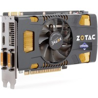 VGA Zotac GTX 550 Ti - 1GB - DDR5 |
