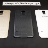 Back Case Samsung S5 Back Door / Tutup Belakang Batre
