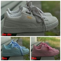 harga Sepatu Puma Pita - Sepatu Sneaker Wanita Puma Kualitas Import Tokopedia.com