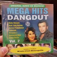Harga cd ekonomis v a mega hits dangdut vol   antitipu.com