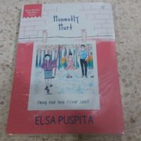 Novel Honestly Hurt - Elsa Puspita