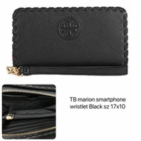 dompet tory burch original / tory burch marion phone wallet