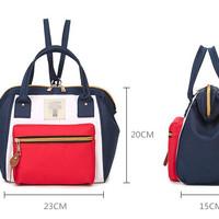 Small Backpack Model Anello/Tas Ransel Anello Kecil