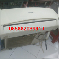 Ac Panasonic 1/2 pk second + pasang