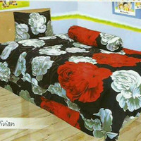 Bedcover Lady Rose Vivian 120x200