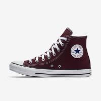 Sepatu Converse All Star Classic High Merah Marun Grade Original