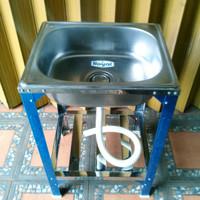 kitchen sink/bak cuci piring portable/royal SB 42k