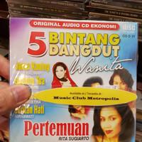 Harga cd ekonomis v a 5 bintang dangdut wanita vol   antitipu.com