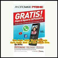 HP SMARTFREN ANDROMAX 4G LTE bisa whatsapp