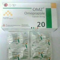 OMZ || omeprazole 20 mg / obat maag / murah